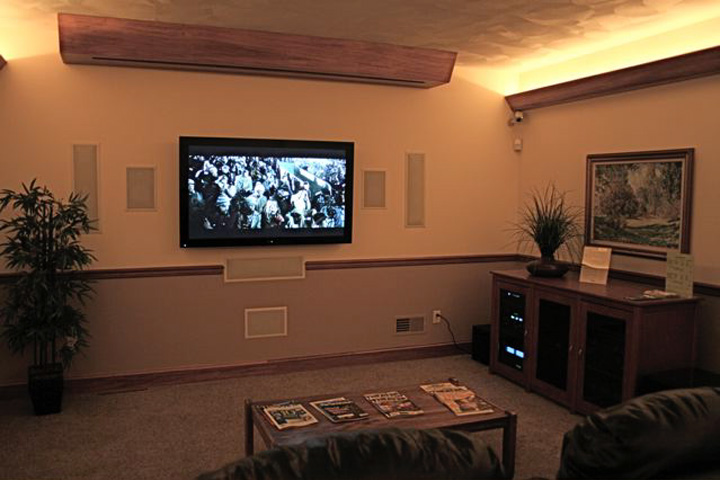 Audio Classsics Custom Installation
