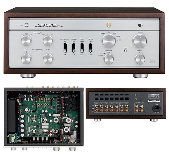 Luxman CL38USE