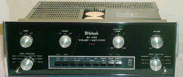 Audio Classics - MA6100
